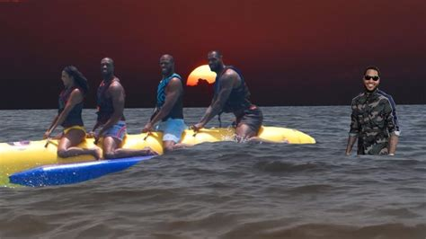 banana boat and lebron what would a banana boat reunion look like espn youtube
