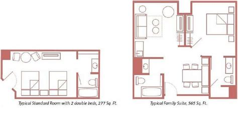 art of animation family suite floor plan disney s art of animation build a better mouse trip