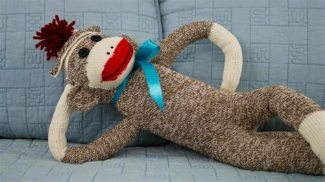 build a sock monkey 2015 how to make a sock monkey includes printable pattern