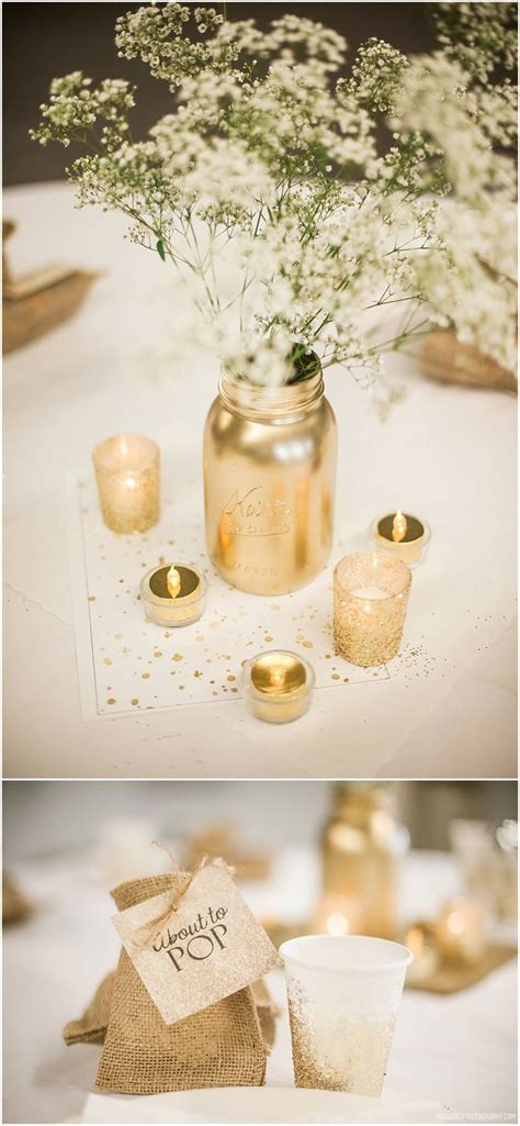 Gold Baby Shower Decorations by Best 25 Gold Baby Showers Ideas On Baby