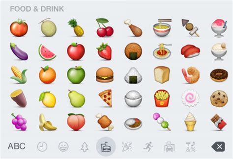 drink emoji iphone emoji blog how to use emoji on iphone running ios 8 3