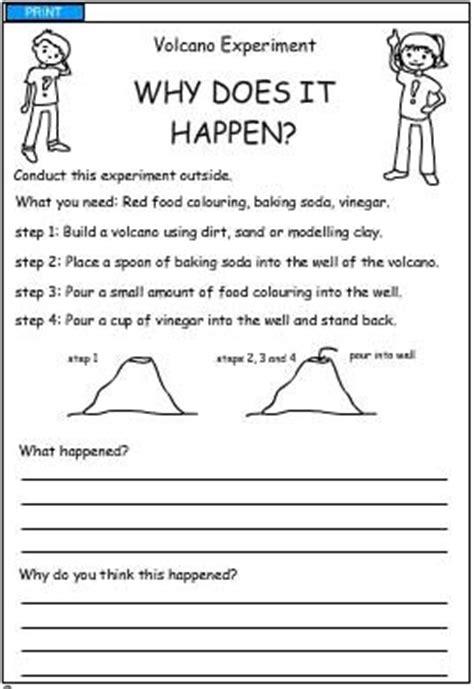 Tasks 3rd Grade Science