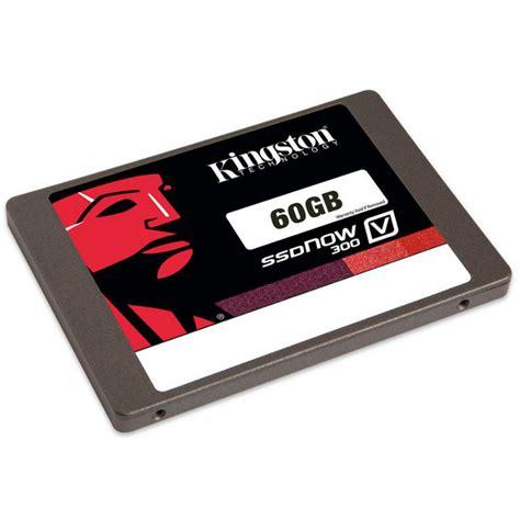 Ssd Kingston 60 Gb kingston ssdnow v300 60gb discos duros