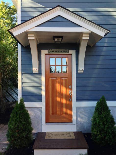 Front Door Roof Overhangs Custom Structural Brackets For Small Roof Overhang Entrances Roof Overhang Roof