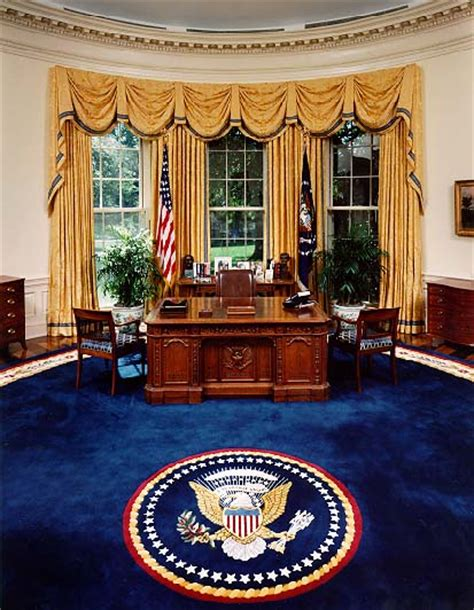 Oval Office | consent of the governed new digs for his majesty