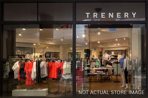 trenery trenery wollongong david jones wollongong