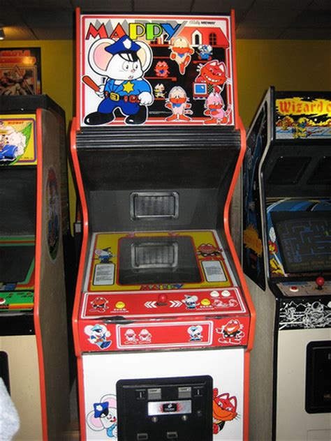 Mappy Arcade Cabinet by Mappy History Wiki Fandom Powered By Wikia