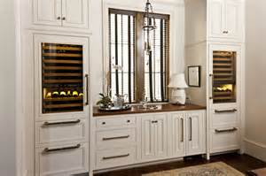 Wine Cooler For Kitchen Cabinets by Integrated Wine Cooler Design Decor Photos Pictures