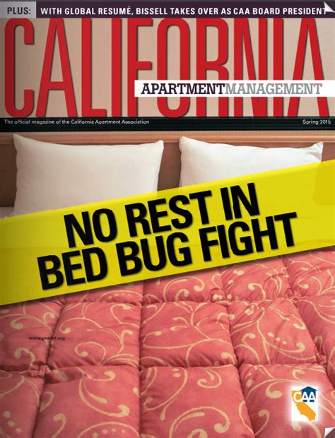 does renters insurance cover bed bugs bed bug trends featured in caa magazine california