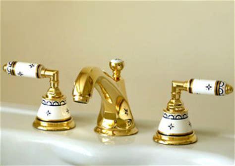 Gold Badezimmerarmaturen by Gold Armturen Eleganz Und Trend In Ihrem Bad Oder K 252 Che