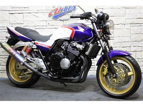 Honda Cb400 Super4 Vtec