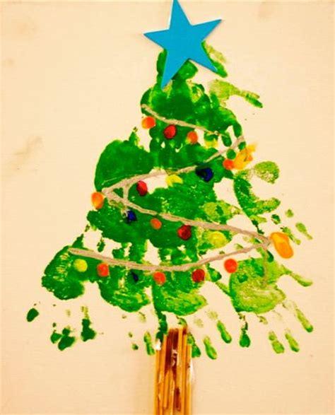 1000 ideas about handprint christmas tree on pinterest
