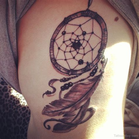 tattoo designs on ribs dreamcatcher tattoos designs pictures