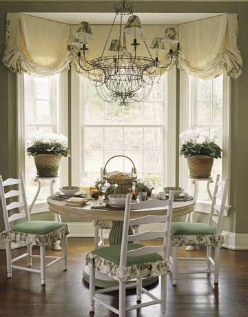 Kitchen Curtains For Bay Windows Inspiration Window Bay Windows And Shades On Pinterest