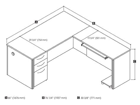 Average Desk Size by 28 Standard Desk Size Us Office Desk Dimensions