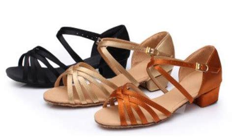 cheap kid shoes on sale low heel cheap on sale satin children ballroom