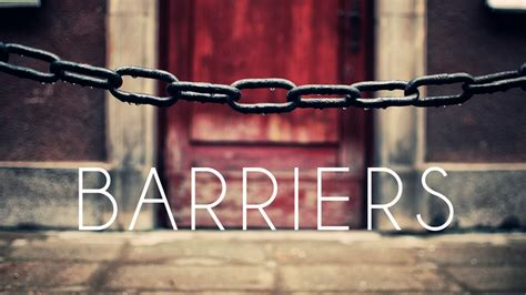 you to do what barriers 4 barriers to reaching your potential pt 1 gwen rutz