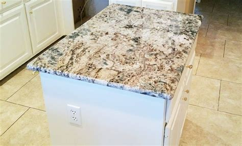 Blue Flower Granite Countertops by Blue Flower Granite Granite Kitchen Countertops