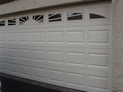 replacement garage door prices