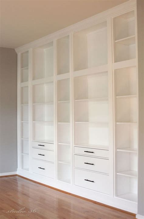ikea cabinets look built in 1530 best images about ikea hacks on ikea billy built ins and ikea cabinets