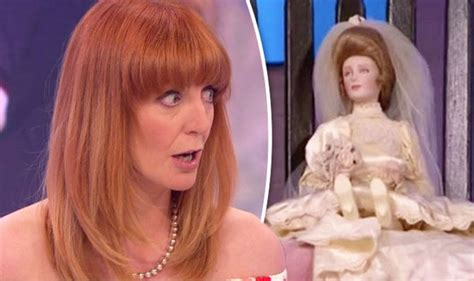 haunted doll this morning yvette fielding slams this morning s haunted doll as