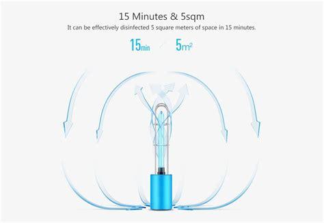 uv light air sterilizer rechargeable uv sterilizer light air purifier dc5v
