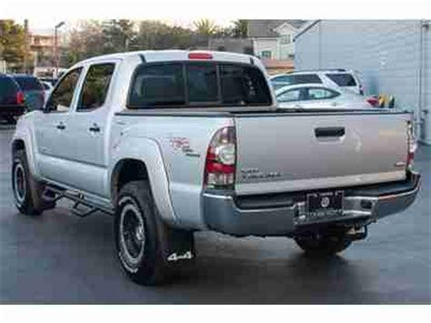 tacoma bed liner buy used tacoma trd package bed liner tow package 4x4