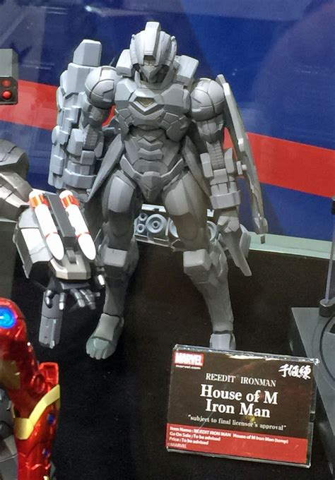 house of m figures toys soul 2016 sentinel house of m iron re edit