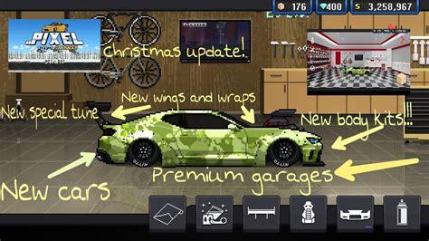 best garage tunes pixel car racer update new everything new 6 second tune
