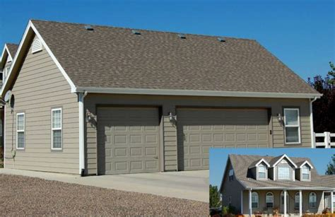 House And Garage by Garages