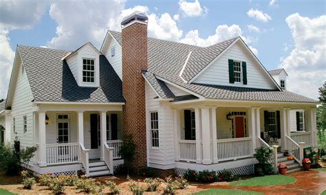 southern home plans with porches southern living house plans screened porches house