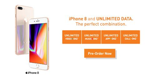 u mobile offers the iphone 8 from rm2 140 on postpaid contract soyacincau