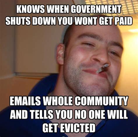 Meme Down - federal government shut down meme image memes at relatably com