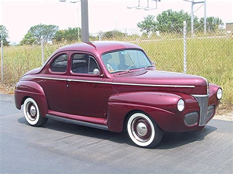 1941 FORD CUSTOM COUPE   96704