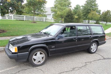 small engine maintenance and repair 1993 volvo 940 parental controls 1993 volvo 940 turbo wagon black on black for sale photos technical specifications description