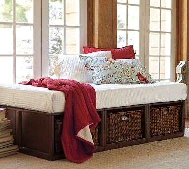 daybed with baskets stratton storage platform daybed with baskets daybeds