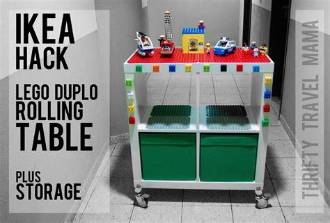 lego duplo table with storage ikea hack expedit lego duplo table with storage thrifty