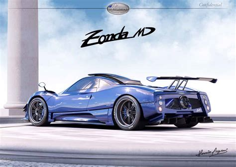 custom pagani pagani s bespoke zonda the md