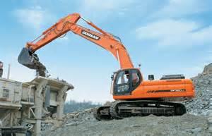 Daewoo Excavator Parts Doosan Excavator Parts Ck Heavy Equipment Parts