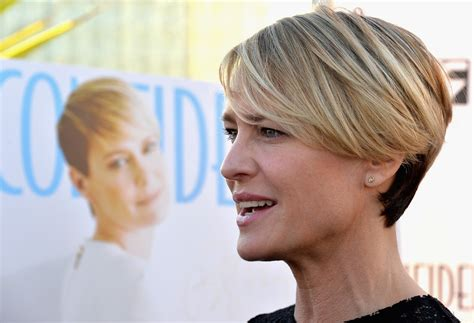 robin wright s hair color change in house of cards robin wright photos photos los angeles confidential