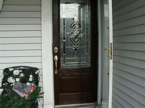 Painting A Steel Door Glass Door 938 Latest Decoration Glass Entry Door