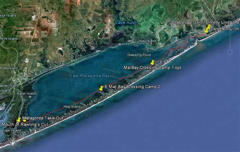 sargent texas map matagorda bay map