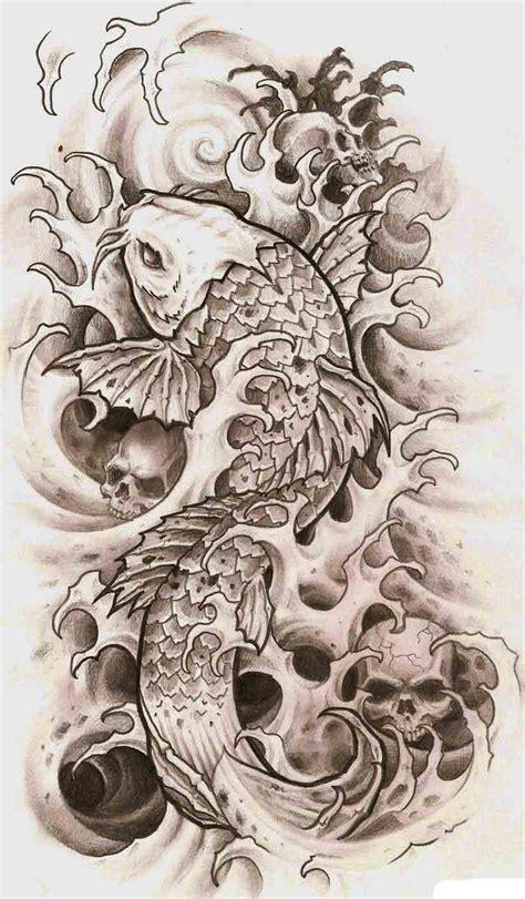 мужские эскизы тату япония студия художественной