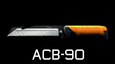 acb 90 knife battlefield 3 acb 90 knife