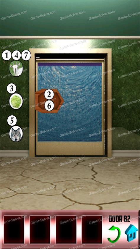100doors lvl 4 100 doors x level 81 game solver