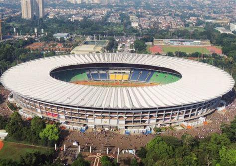 stadion sepak bola terbesar termegah  terbaik