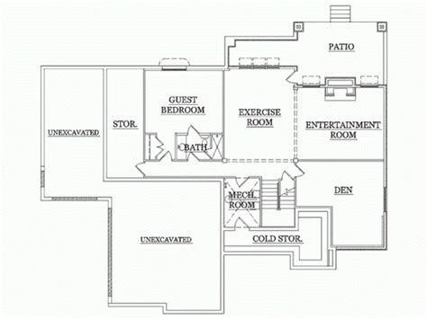 rambler floor plans solve your problems to design