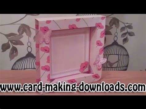 how to make photo cards how to make a photo frame www card downloads