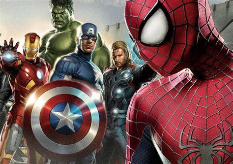official spider man enter marvel