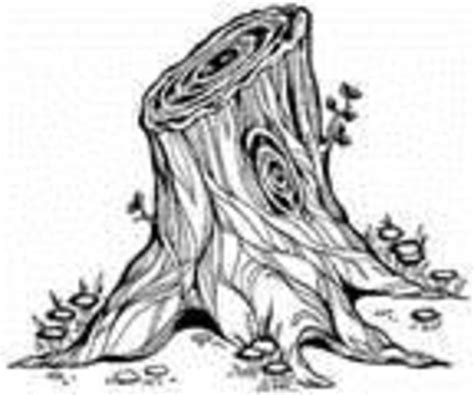Tree Stump Outline by Dead Tree Stump Free Images At Clker Vector Clip Royalty Free Domain